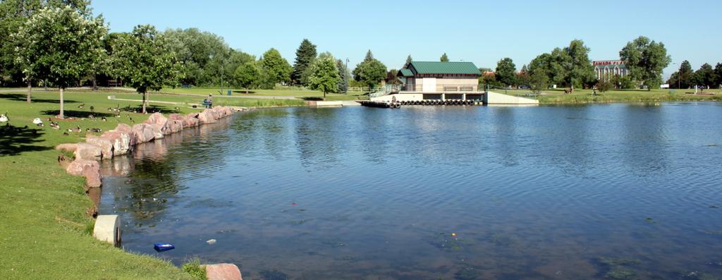 E.B. Rains Jr. Memorial Park