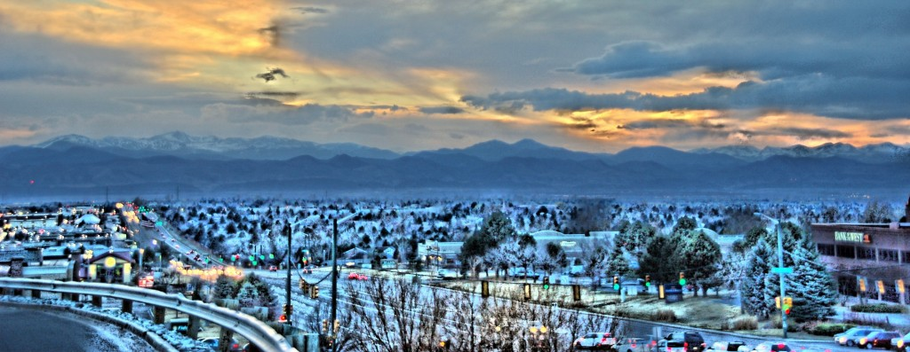 Front Range Sunset 2