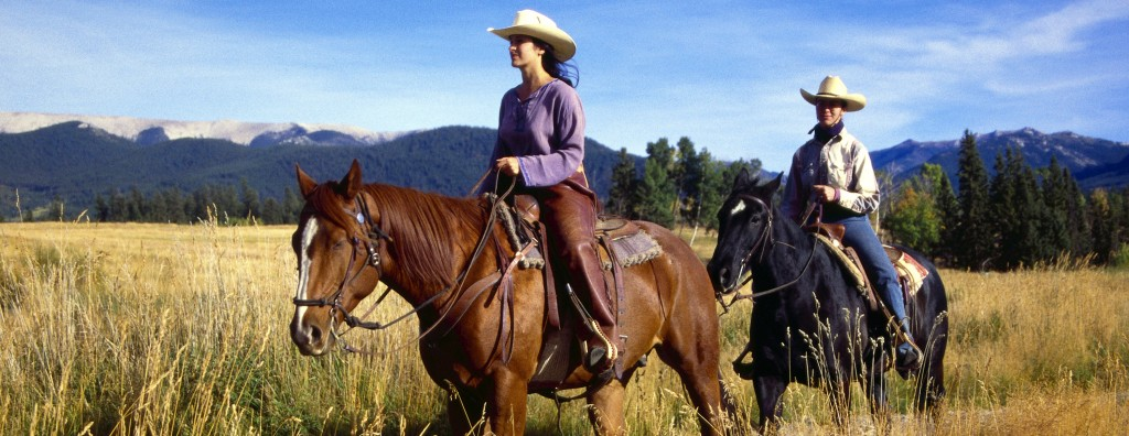 Horseback Riding at Echo Valley Ranch