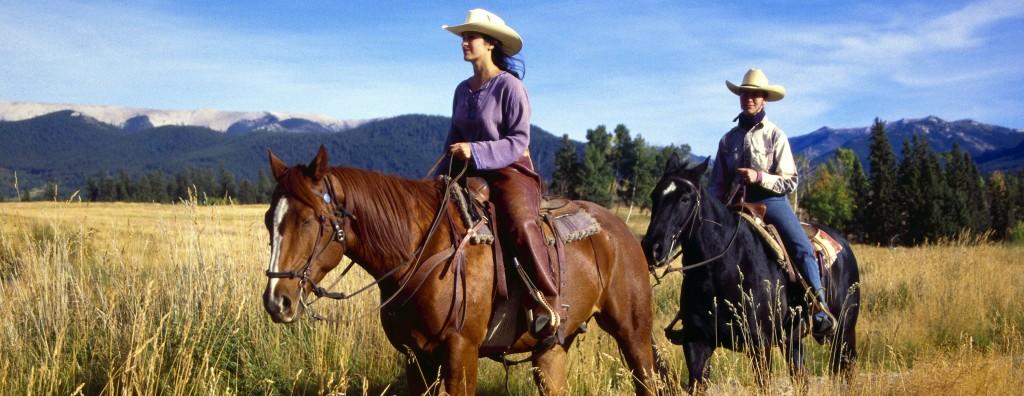Horseback Riding at Echo Valley Ranch
