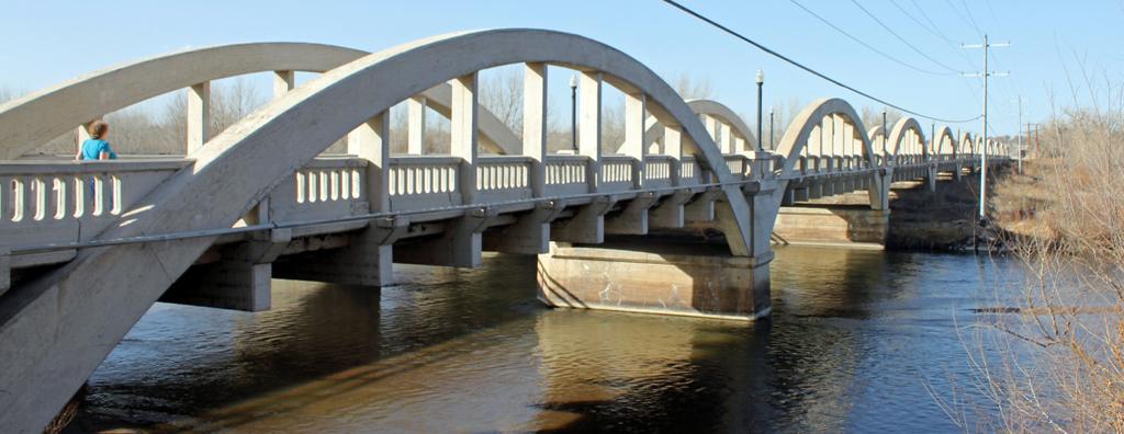 Rainbow Arch Bridge