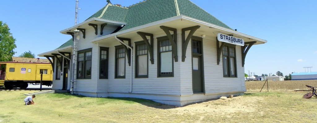 Historic Strasburg Railroad Depot