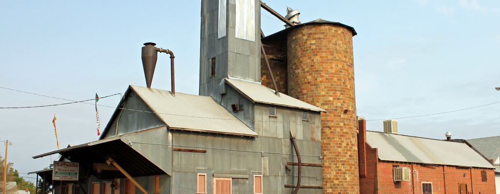 Ottesen Grain Co. Feed Mill