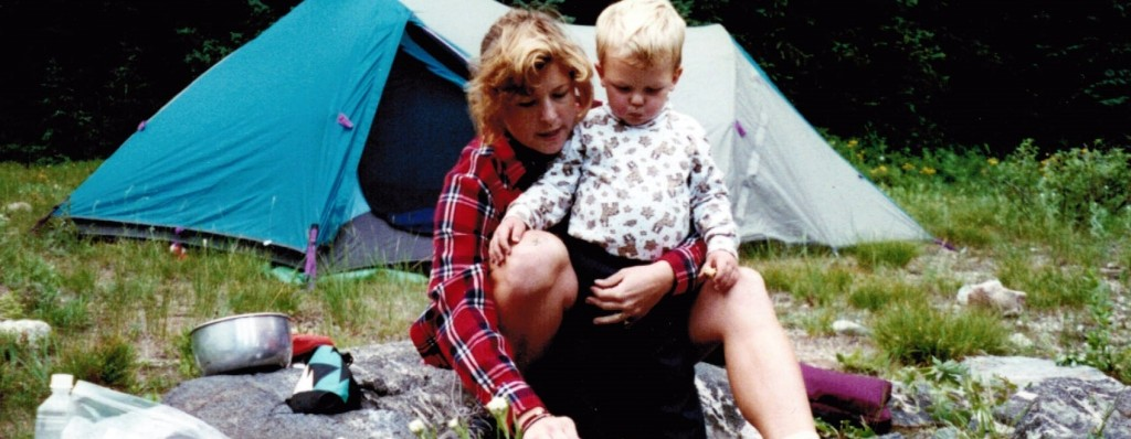 Mother & Son Backpack Colorado